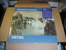 LP:  ROBB KUNKEL - Abyss FOLK PSYCH REISSUE  NEW SEALED hand #ed 130/600