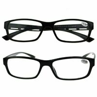 Reading Glasses 1.0 to 2.50 Unisex Mens Ladies Trendy Spring Geek.PRO Desig E0I9