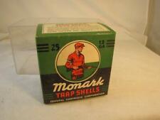 FEDERAL MONARK TRAP LOAD 12GA SHOTSHELL BOX DUCK CALL