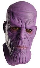 Thanos Mask Avengers Infinity War Fancy Dress Halloween Adult Costume Accessory
