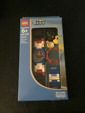 LEGO Kids 4291329 City Policeman Create Your Own Watch NEW Water 2009 edition
