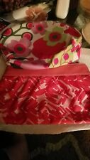 Lot Of 2 New Clinique Cosmetic Cases