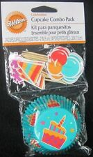 NEW! Wilton ***CELEBRATION BAKING CUPS COMBO PACK***
