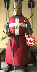 Medieval Knight Heraldry SCA Surcoat Tunic Tabard (T14)