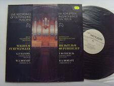 FURTWANGLER -Handel Concerto grosso op.6 N.10, Mozart Symphony No.39