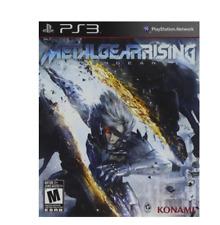Metal Gear Rising Revengeance Sony Playstation 3 PS3 NTSC  WalMart Soundtrack