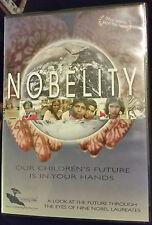 NOBELITY DVD MOVIE promo copy 2006 turk pipkin children's future your hands