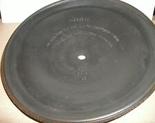 """WILDEN PUMP DIAPHRAGM TF63B ( USE WITH TF63 AND T61A SHAFT 5.375"""" )"""