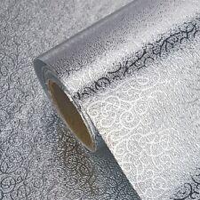 US Self Adhesive Waterproof Oil-proof Aluminum Foil Kitchen Cabinet Wall Sticker