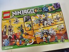 LEGO 9450 EPIC DRAGON BATTLE NINJAGO NUOVO NEW NISB