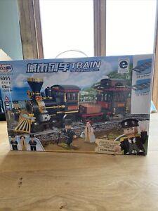 Lego Compatible Train Set Remote Control