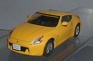 Norev 1/43 Nissan Fairlady Z 2008 Yellow