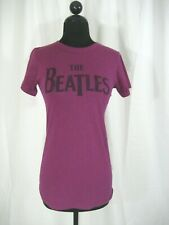 Junk Food S/S Purple Beatles Sgt Pepper Lonely Hearts Club Band Tee Size XL