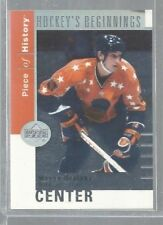 2002-03 UD Piece of History Hockey Beginnings #HB8 Wayne Gretzky (ref36916)