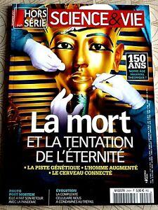 REVUE  SCIENCE & VIE  HS  N° 298  -  NOVEMBRE   2021  /  LA  MORT ...