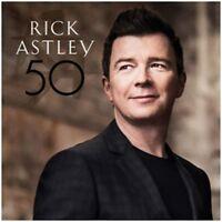 Rick Astley - 50 - New CD Album