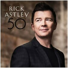 Rick Astley - 50 - New CD Album