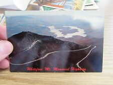 SENIC WHITEFACE MT. MEMORIAL HIGHWAY - LAKE PLACID N.Y.  -  POST CARD