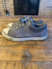 UGG Australia Women's Evera Pewter Suede Shearling Sneakers Size US 8