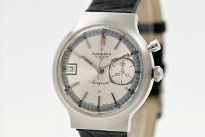 LONGINES Conquest Monopusher Chronograph Olympic Games Munich 1972 (SO204)