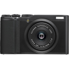 Fujifilm Xf10 Digital Compact Camera: Black