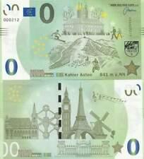 Biljet billet zero 0 Euro Memo - Kahler Asten (080)