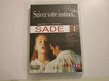 SADE   /  JACQUOT   --  PAL REGION 2   DVD