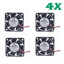 4 Pcs 5V 40mm Cooling Computer Case Fan 4010S 40x40x10mm 2-Pin US