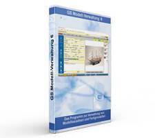 GS Modell-Verwaltung 6 - Software zum Verwalten von Bausätzen und Modellen