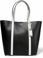 Michael Kors Collection Tasche/Bag BRIDGET LG TOTE BLACK&WHITE  NEU!