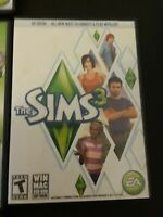 Lot of 2 - The SIMS 3 Expansion PC Games Monte Vista, Sims 3