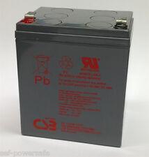 Batteria CSB 12Volt HR1227W HI POWER alte prestazioni compatibile formato 5Ah