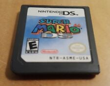 SUPER MARIO 64 DS for NINTENDO DS, DSI, 3DS cartridge only TESTED