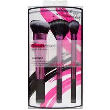 New Real Techniques Makeup Brushes Cosmetics Sculpting Brush Set UK