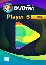 DVDFab Player 5 Ultra WIN - lebenslange Vollversion Download !