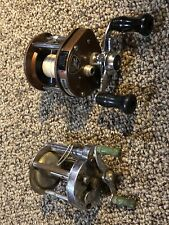 New Listing2 Pflueger Vintage Fishing Reels - 6118 Supreme And 1893 Akron - Both Used