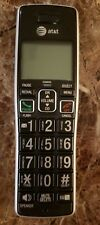 At&T Cl82413 Dect 6.0 Cordless Digital Handset - Missing Battery Lid