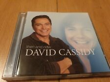 David Cassidy - Then and Now CD 2002 VG+