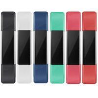6x Fitbit Alta / HR Armband Ersatz Silikon Band Uhrenarmband Fitness Tracker