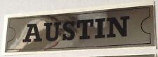 Classic Austin Mini Rocker Box Sticker Cooper Works Cambridge Westminster ADO16