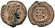 CONSTANTIUS II (347-348 AD) Ae4 Follis. Constantinople #PA 8810