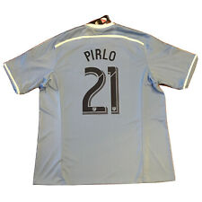 2015/16 New York City FC Home #21 Pirlo 3XL Adidas Football Soccer MLS NEW