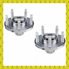 FRONT WHEEL HUB ONLY FORD EDGE LINCOLN MKX 2007-2010 PAIR FAST SHIPPING