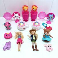 McDonalds Happy Meal Toy Bundle - Pikmi Pops - Shopkins - Barbie & More