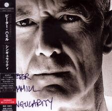 PETER HAMMILL-SINGULARITY-JAPAN MINI LP CD F56