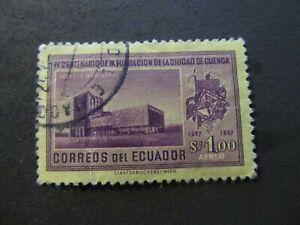 ECUADOR - LIQUIDATION STOCK - EXCELENT OLD STAMP - 3375/38