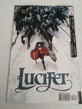 Lucifer #27 (Aug 02 DC Vertigo) August 2002 Carey Gross Kelly
