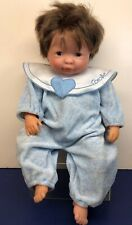 16� Vinyl Corolle Limited 8716 M13 French Doll Baby Boy Blue Outfit Refabert