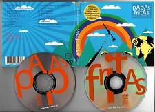 "PAPAS FRITAS ""Pop Has Freed Us"" (CD+DVD Digipack) 2006"