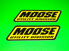 YAMAHA HONDA KAWASAKI SUZUKI MOOSE RACING UTILITY ATV UTV QUAD STICKERS DECALS